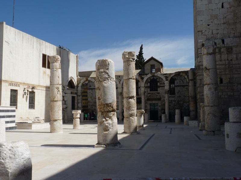Umayyad Mosque – Tracing Origins
